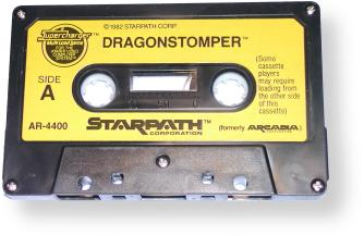 Starpath - Cassette Label Variation