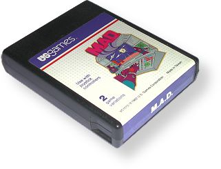 U.S. Games - Standard Case Label Variation