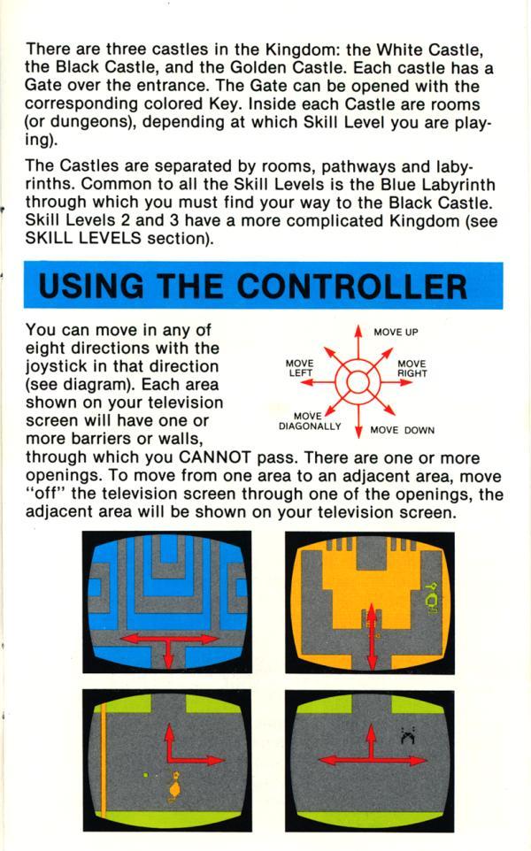 Atariage Atari 2600 Manuals Adventure Atari