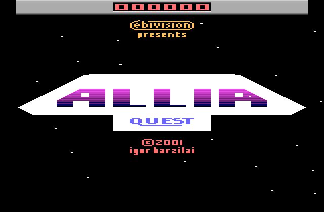 Allia Quest - Screenshot