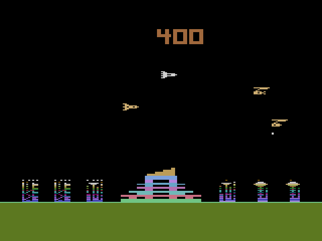 Angriff der Luftflotten - Screenshot