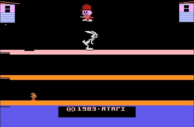 Bugs Bunny - Screenshot