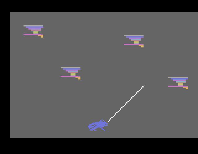 Frog Demo - Screenshot