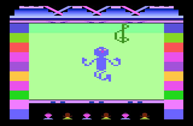 Grover's Music Maker - Screenshot