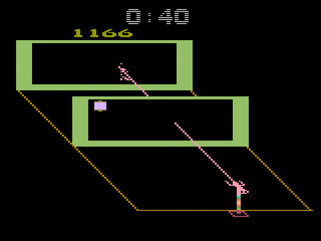 Lasercade - Screenshot