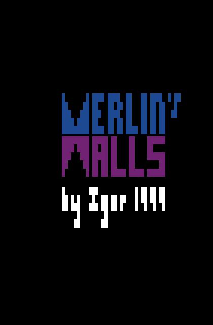 Merlin's Walls - Screenshot
