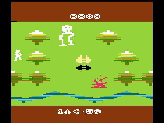 Atariage Atari 2600 Screenshots Star Wars Ewok
