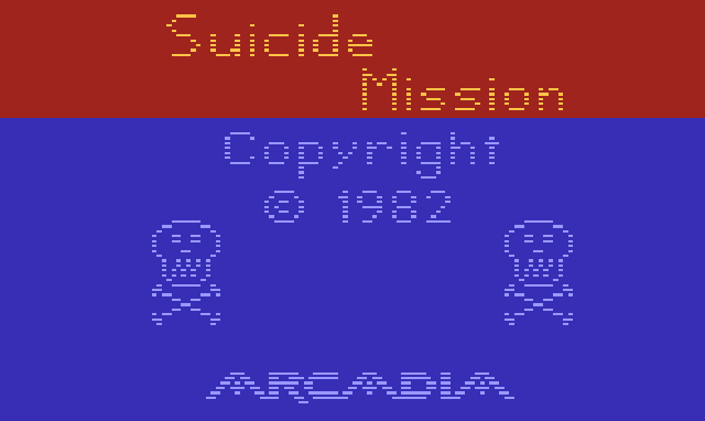 Suicide Mission - Screenshot