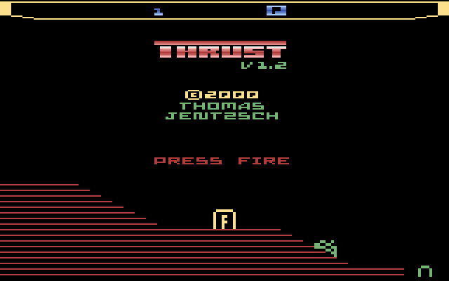 Thrust - Screenshot