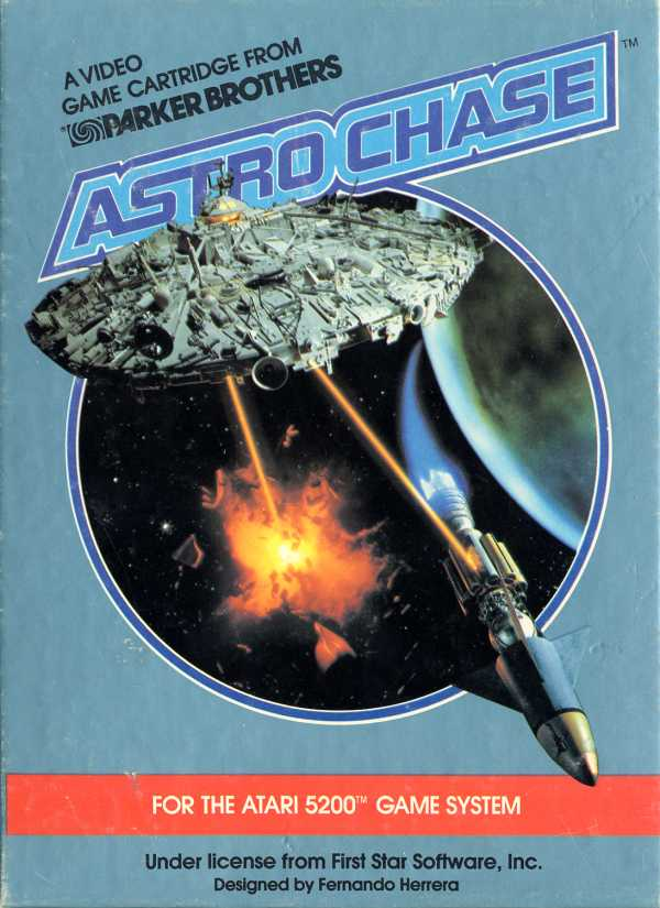 Astrochase - Box Front