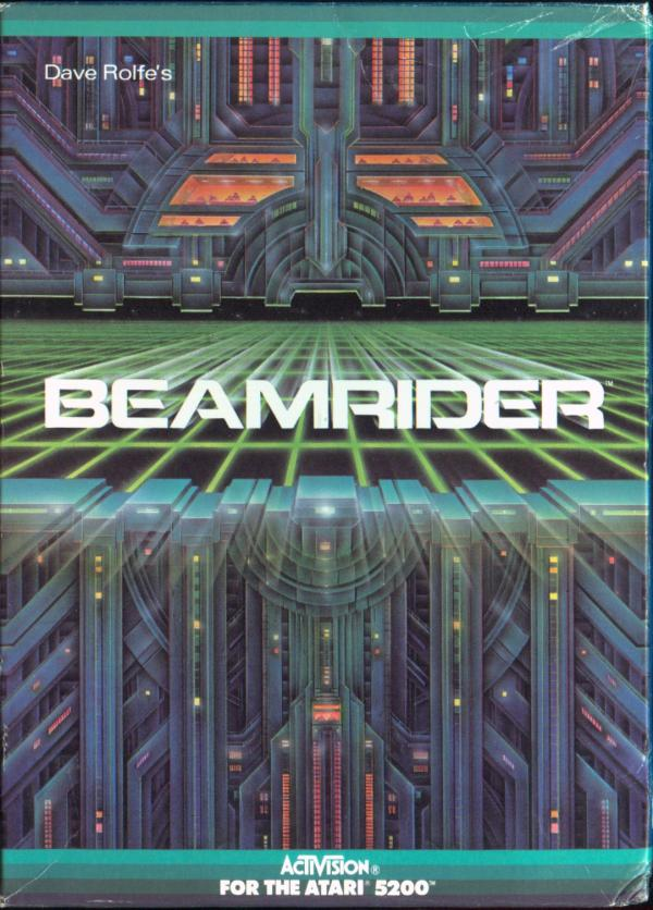 Beamrider - Box Front