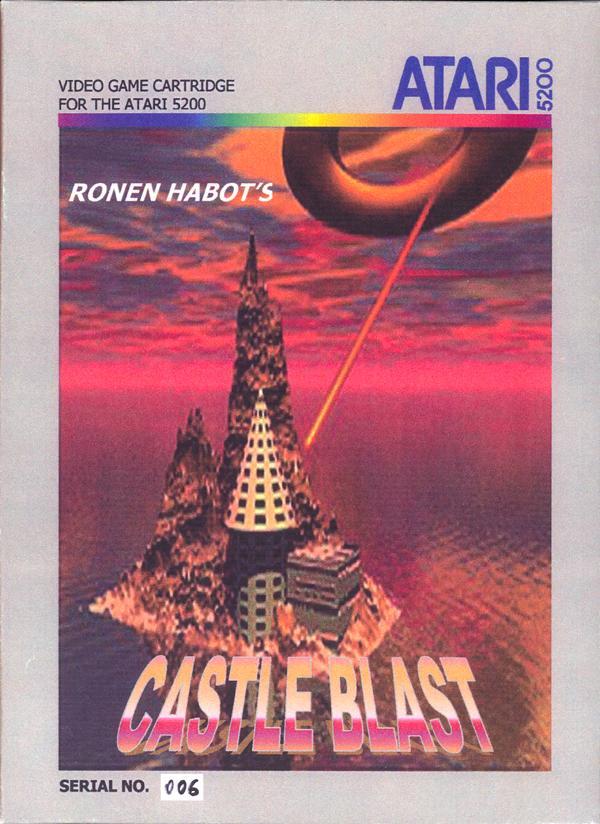 Castle Blast - Box Front