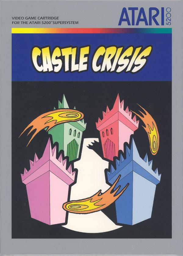 Castle Crisis - Box Front