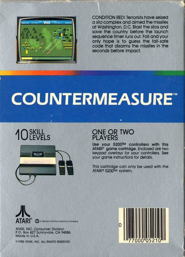 Countermeasure - Box Back