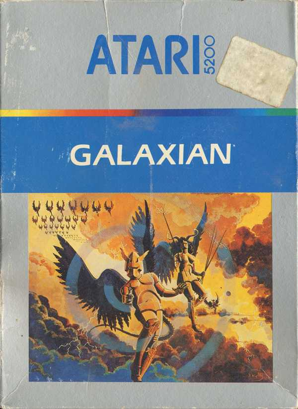 Galaxian - Box Front