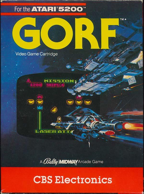 Gorf - Box Front