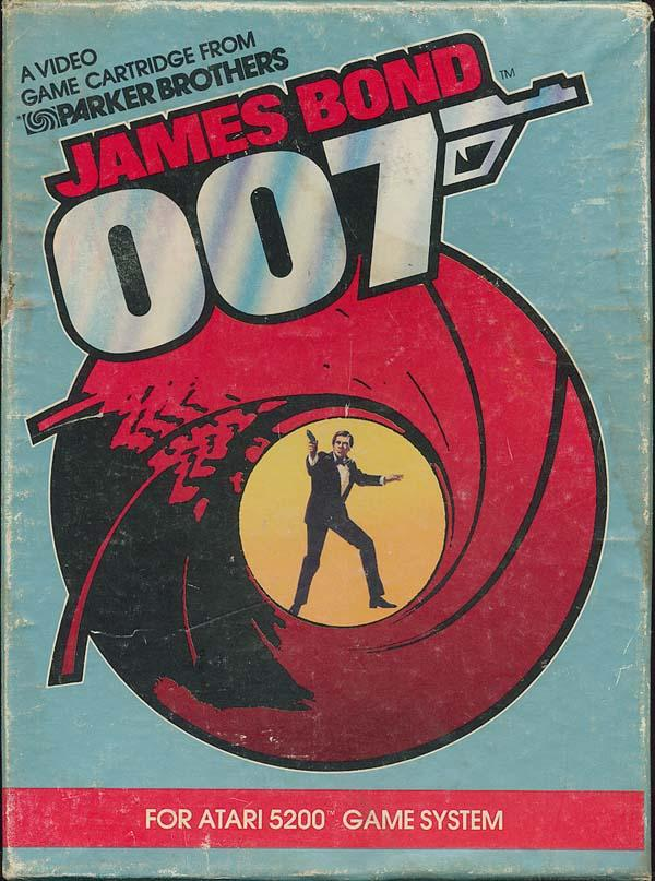 James Bond 007 - Box Front