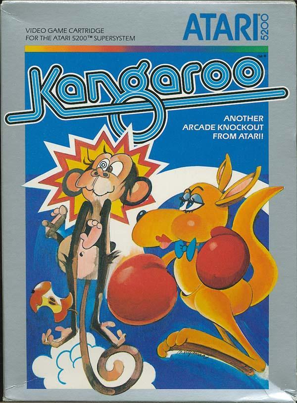 Kangaroo - Box Front