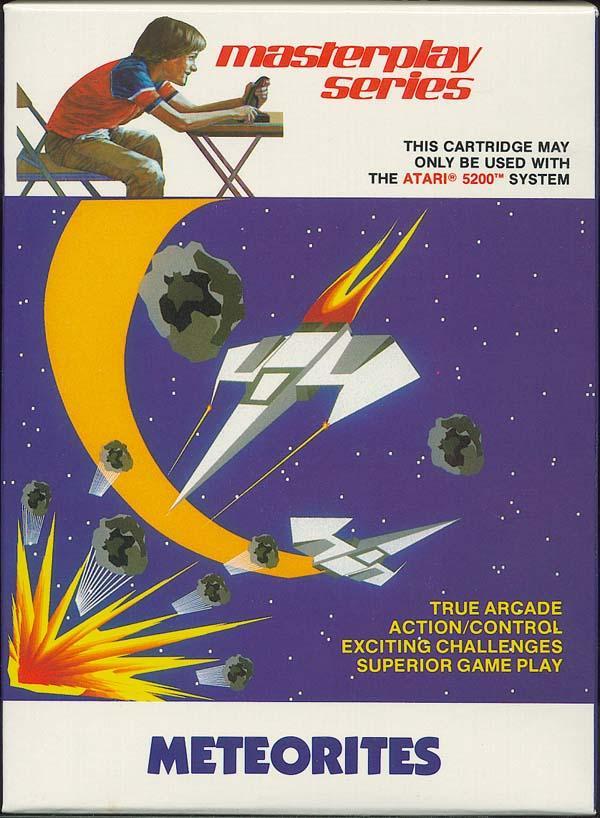 Meteorites - Box Front