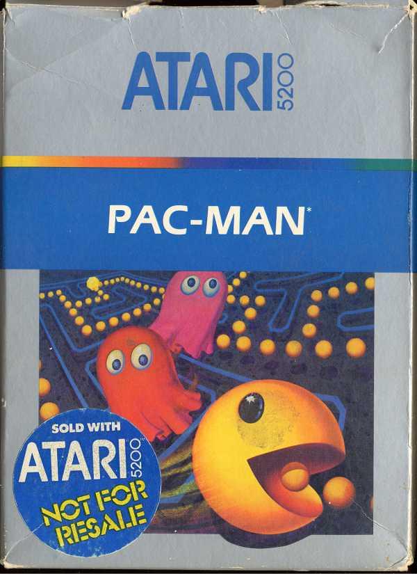 Pac-Man - Box Front