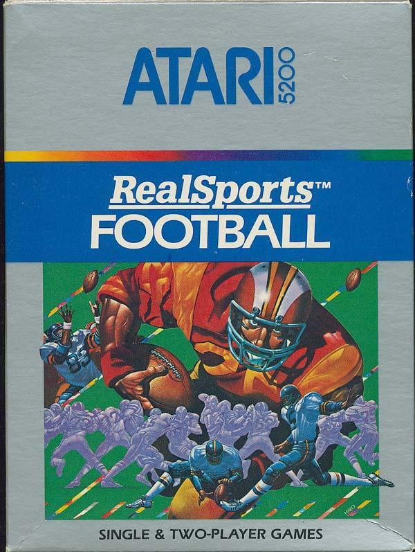 Realsports Football - Box Front