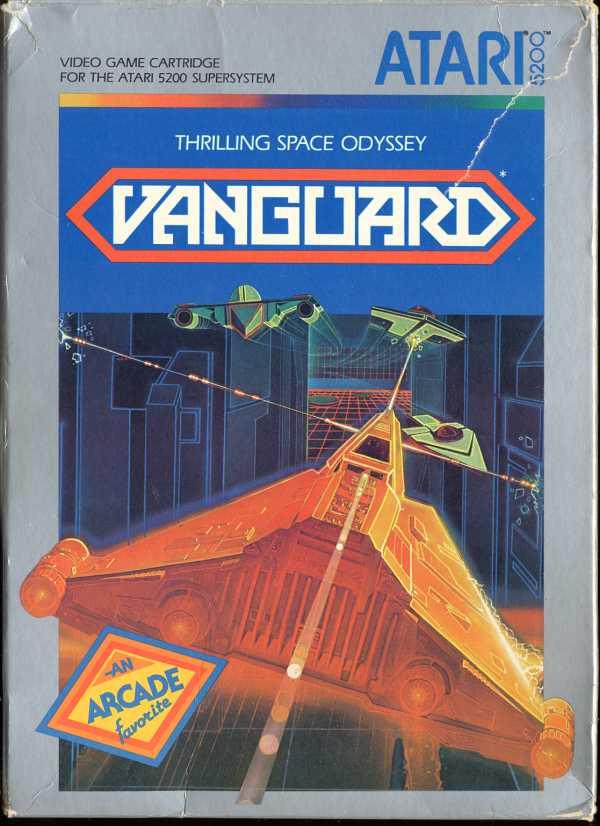 Vanguard - Box Front