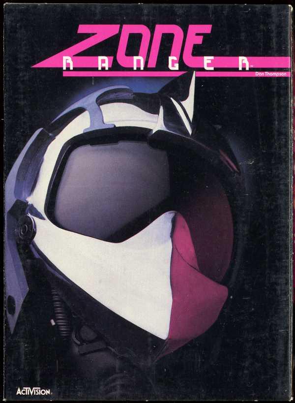 Zone Ranger - Box Front
