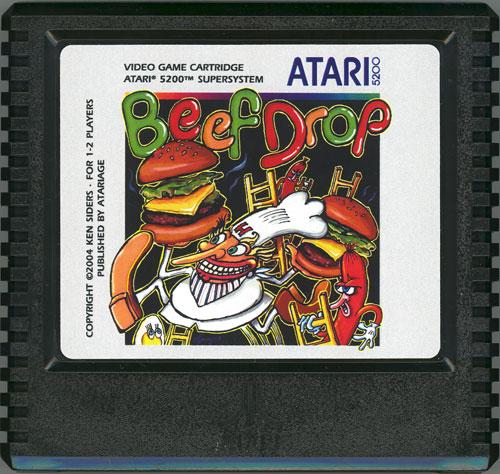 Beef Drop - Cartridge Scan