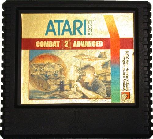 Combat II Advanced - Cartridge Scan