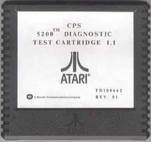 Diagnostic Cartridge - Cartridge Scan