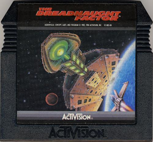 Dreadnaught Factor, The - Cartridge Scan