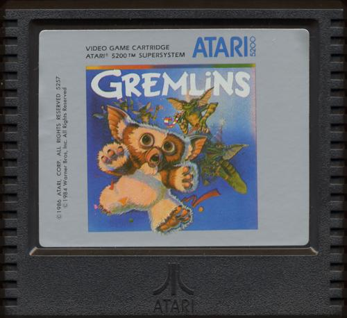 Gremlins - Cartridge Scan