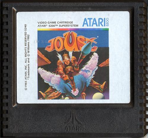 Joust - Cartridge Scan