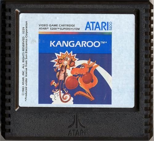 Kangaroo - Cartridge Scan