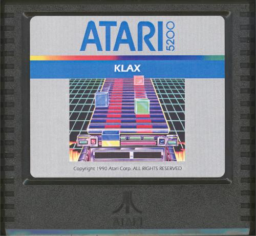 KLAX - Cartridge Scan