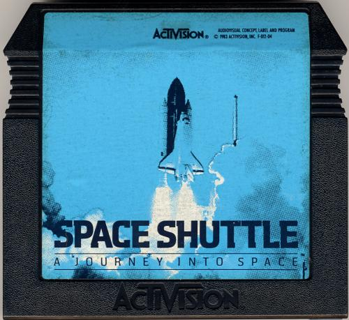 Space Shuttle - Cartridge Scan