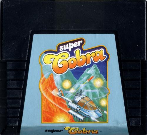 Super Cobra - Cartridge Scan