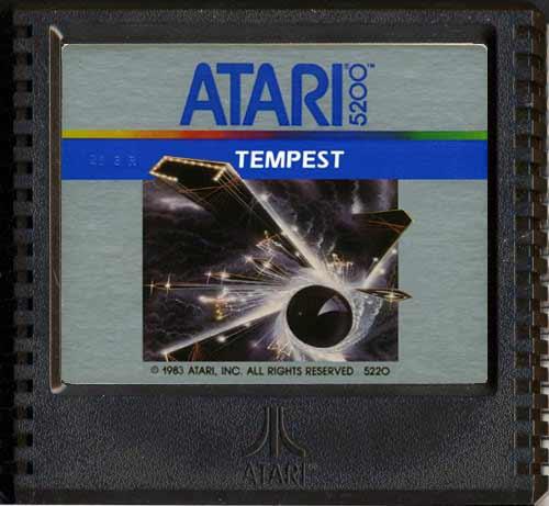 Tempest - Cartridge Scan