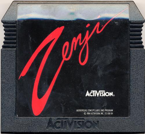 Zenji - Cartridge Scan