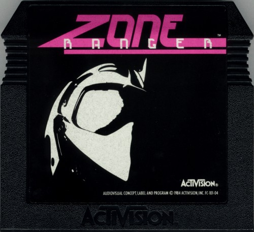 Zone Ranger - Cartridge Scan