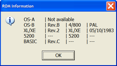 atari 800 emulator windows 10