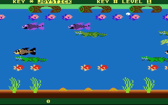 Frogger II: Threeedeep! - Screenshot