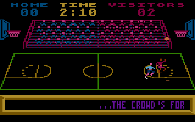 Realsports Basketball - Screenshot