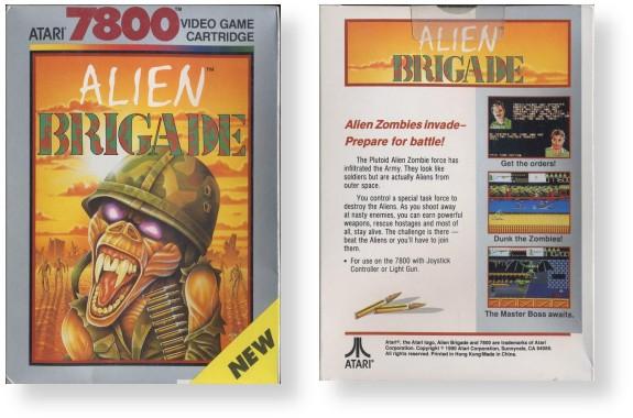 Atari - Standard Box Style
