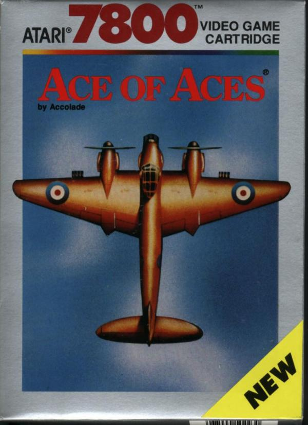 Ace of Aces - Box Front