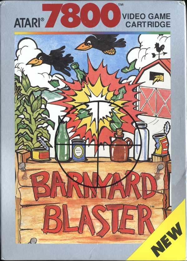 Barnyard Blaster - Box Front