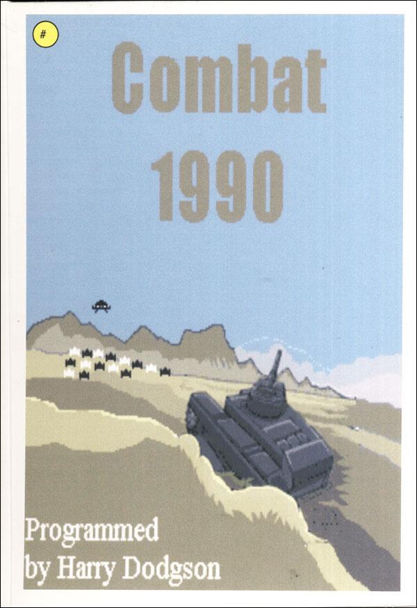 Combat 1990 - Box Front