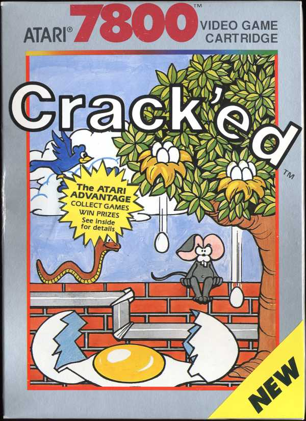 Crack'ed - Box Front