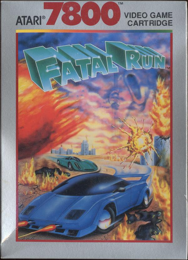 Fatal Run - Box Front