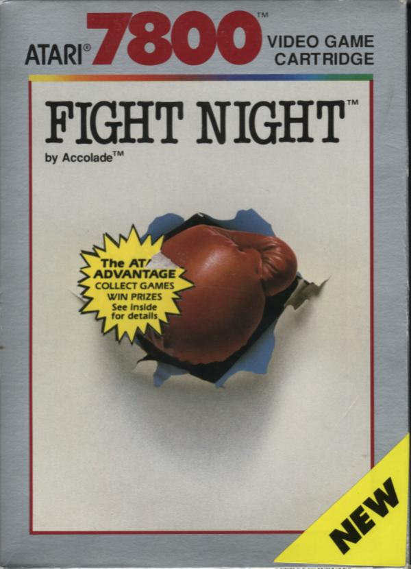 Fight Night - Box Front